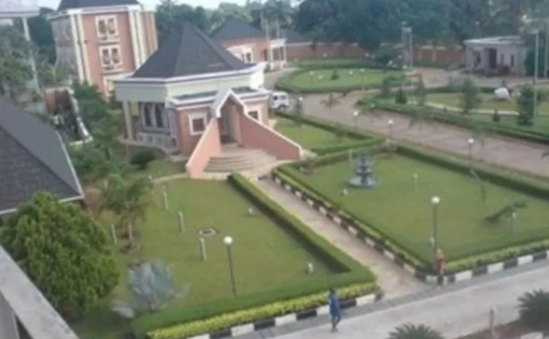 How Billionaire turns small village in Anambra into a city (photos